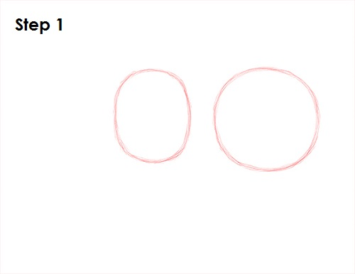 Drawn polar  bear snow bear Bear Draw 1 How to