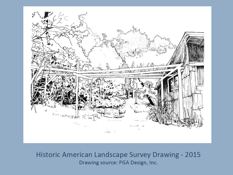"Drawn pond farm landscape FARM GALLERY forrestlmerrill ""A Farm"""