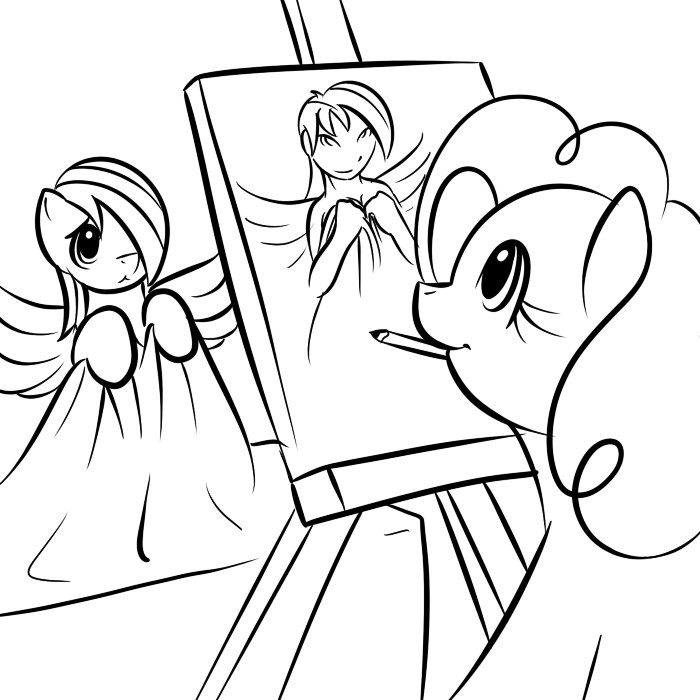 Drawn my little pony real Pony Drawing Stuff!: MLP (Lots
