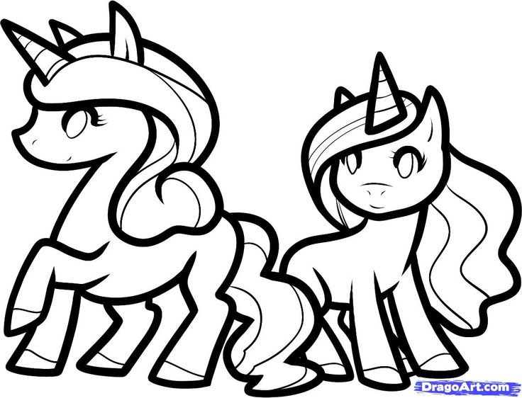 Drawn pony for kid To 25+ How to on