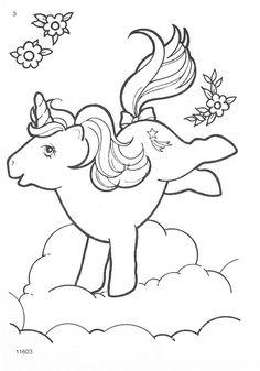Drawn pony line art Little Google couple Search Photo