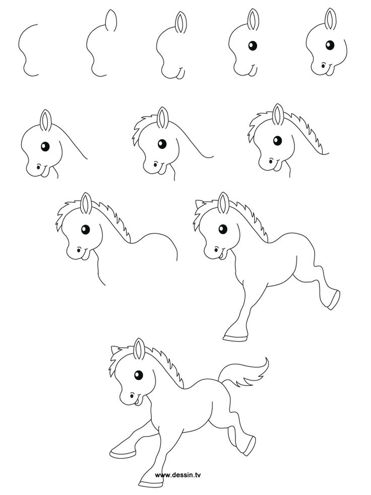 Drawn tv Ideas easy+drawing+steps how to a