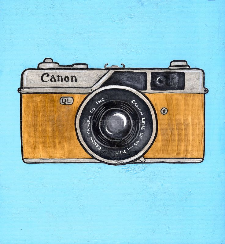 Drawn camera easy Pinterest drawing on by Folk