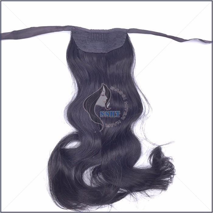 Drawn ponytail fashion Ponytail  Ponytail Kinky Quality