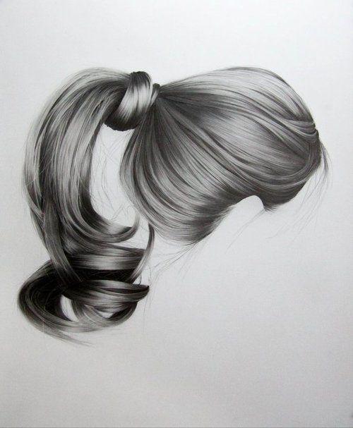 Drawn ponytail human hair Ponytail virgin hair virgin clip