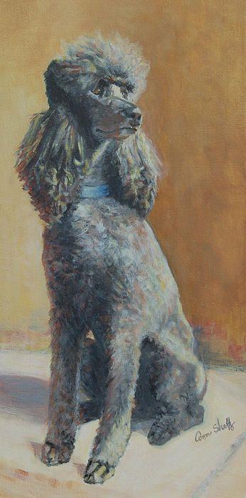 Drawn poodle abstract Poodle Sheltz best Love Ann