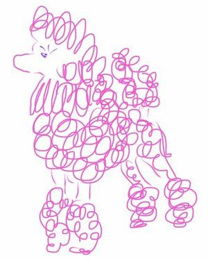 Drawn poodle bad Pinterest best 139 Poodles! on