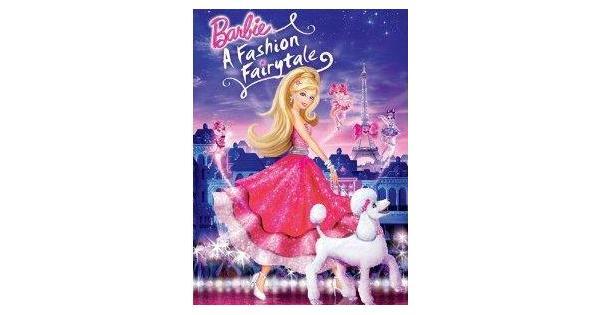 Drawn poodle barbie Barbie: Fairytale  Movie Review