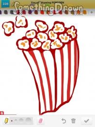 Drawn popcorn Drawings POPCORN How Something (55+)
