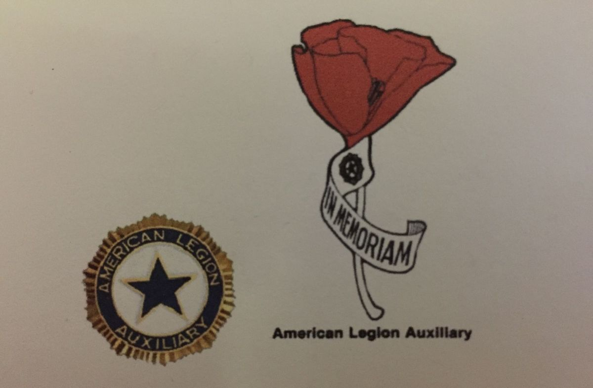 Drawn poppy american legion Legion Poppy Days support Legion