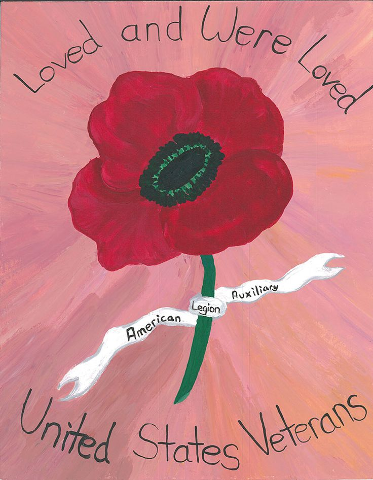 Drawn poppy american legion Pinterest best Poppy Patriotic images