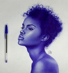 Drawn poppy ballpoint pen Unbelievable Desha Drawn Incredible Mostafa