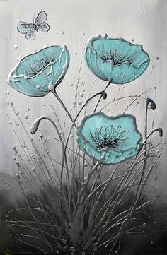 Drawn poppy canvas Pinterest … Poppy Single Amanda