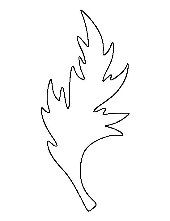 Drawn poppy flower leaves Printable scrapbooking 25+ Use stencils