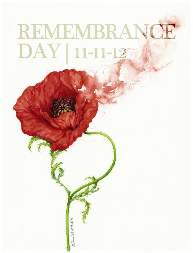 Drawn poppy rememberence Remembrance Remembrance 2012 Day Eunike