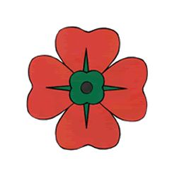 Drawn poppy veterans day For 92 and images Day