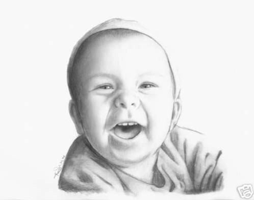 Drawn portrait Drawn 5 5 an x