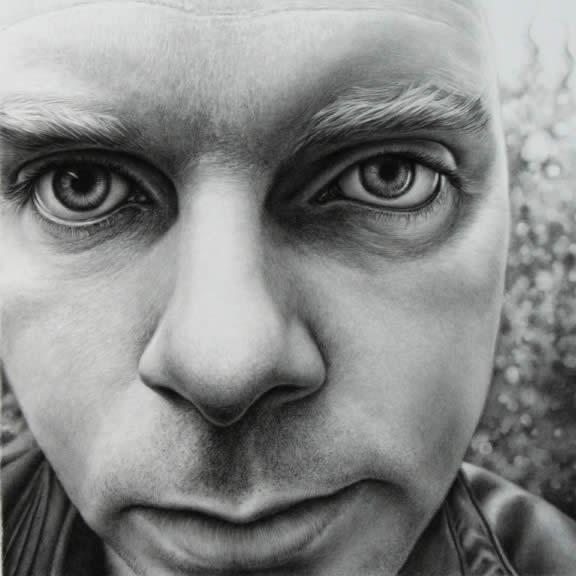 Drawn portrait Jpg Portrait 2007 1 Self