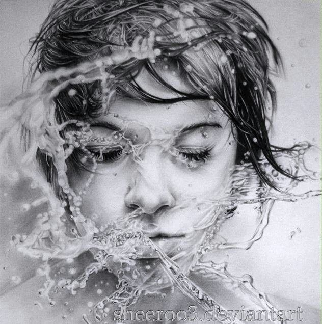 Drawn portrait awesome Pencil Find Portraits best Drawings/Charcoal