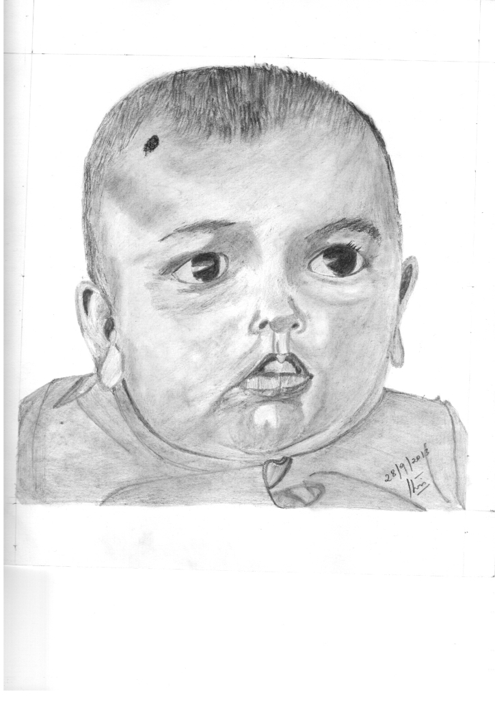 Drawn portrait baby View Baby com topic Baby