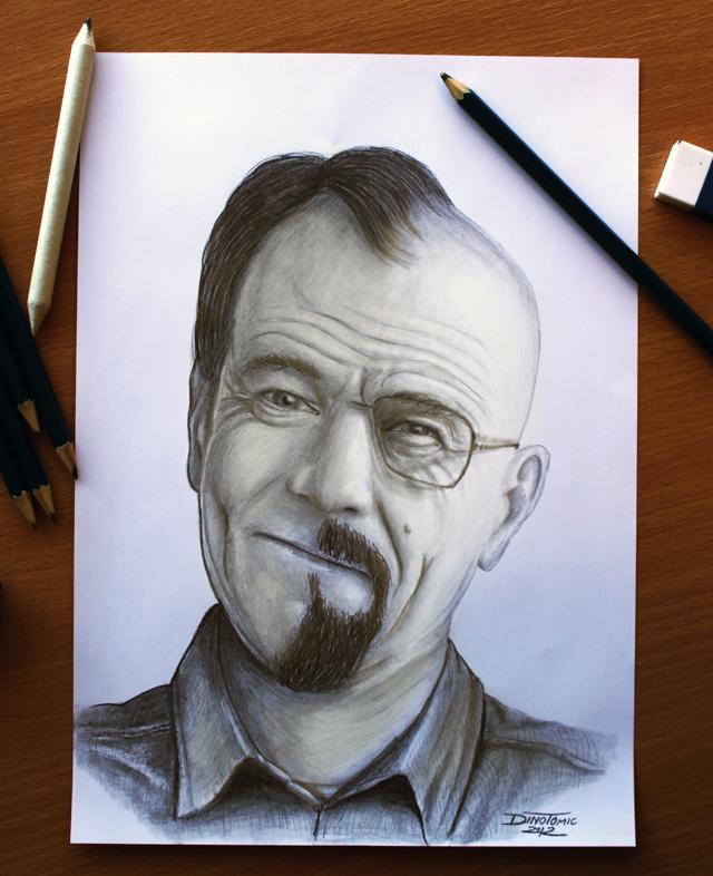 Drawn portrait bad Drawn Series Portraits Character Breaking