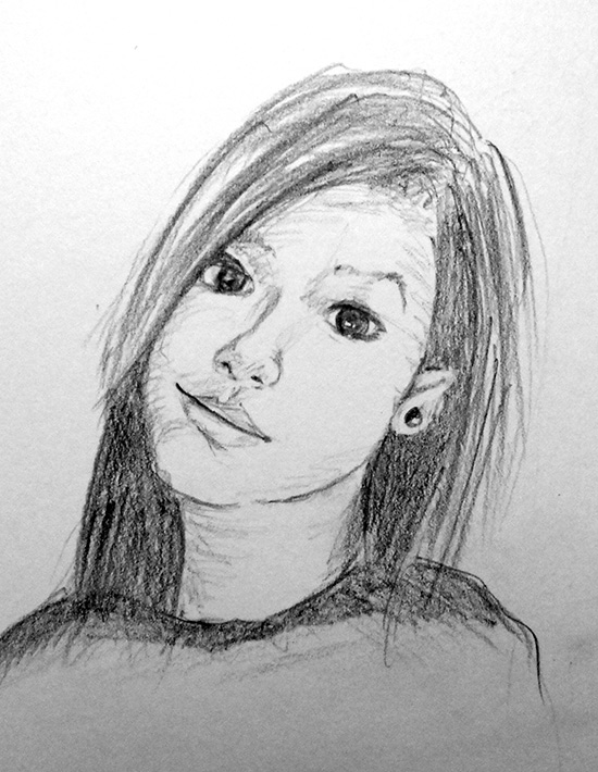 Drawn portrait bad Drawing Reddit Every for_drizzle Portraits