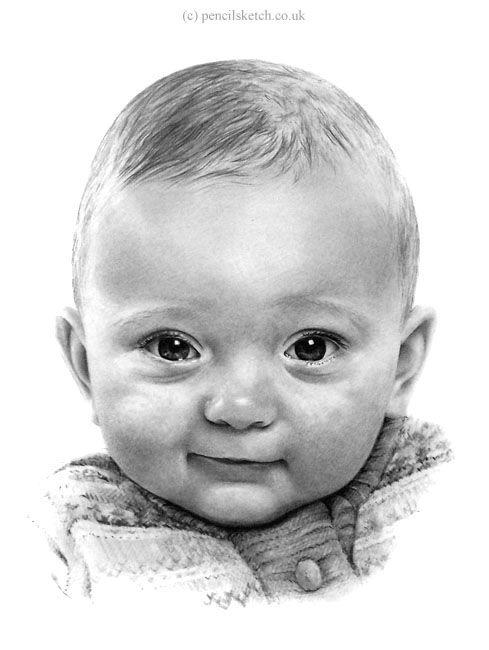 Drawn portrait basic 447 Pinterest Please Pencil portraits