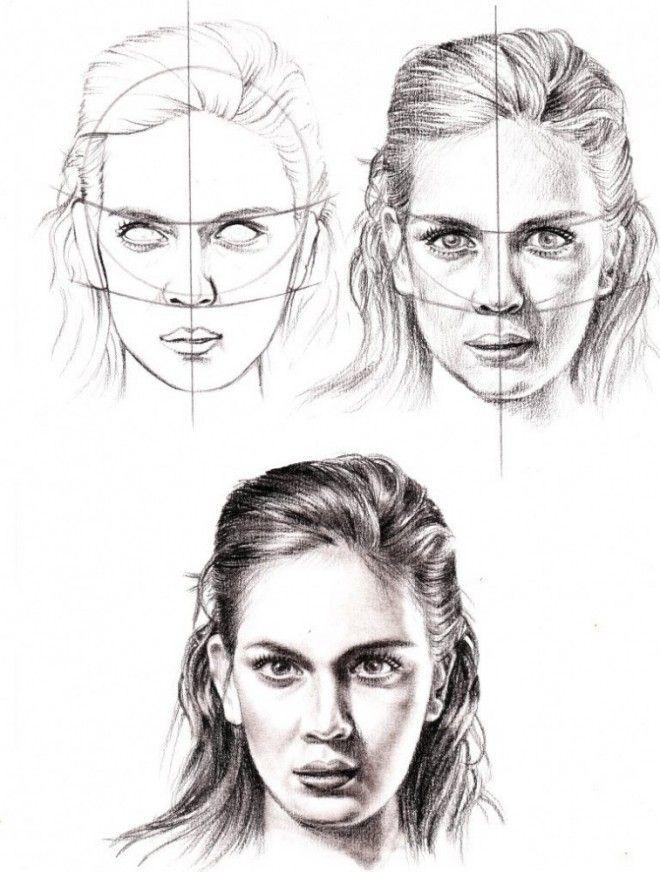 Drawn portrait beginner For ideas 20+ Pinterest on