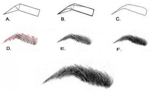 Drawn portrait beginner The Draw and Ultimate Hair