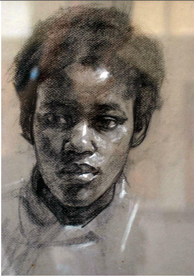 Drawn portrait best face Ideas portraits Best Pinterest 25+