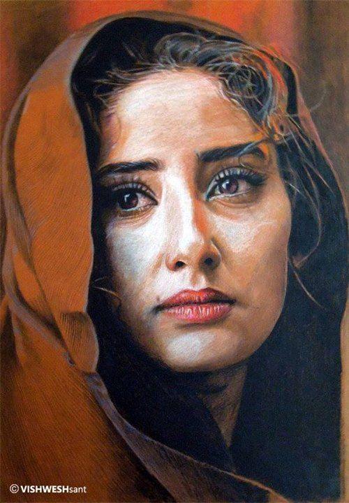 Drawn portrait best face On Pinterest Pencil 25+ ideas