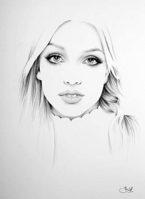 Drawn portrait britney spears Portrait Art Spears Minimalism Pencil