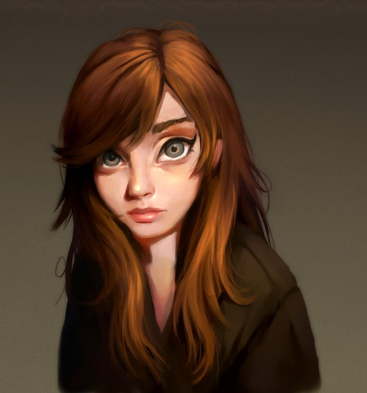 Drawn portrait creative character Character Ilse Portrait images DrawingCharacter