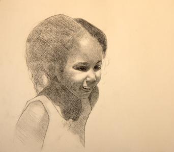 Drawn portrait cross hatching Drawing Lessons  Lessons Portrait