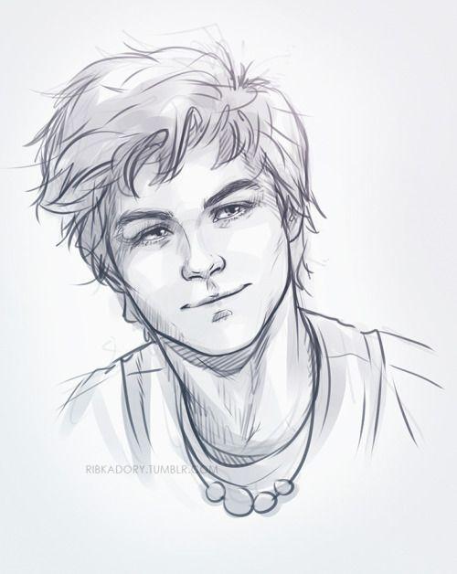 Drawn portrait cute Cute is artblock the ideas