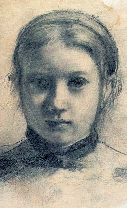 Drawn portrait degas Andrea Beaty author Recommended Edgar