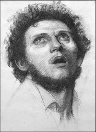 Drawn portrait degas How To Draw The Degas