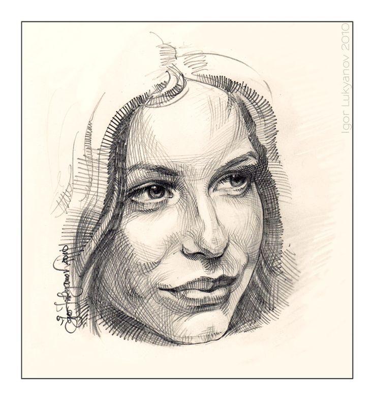 Drawn portrait detailed This drawn drawn best on