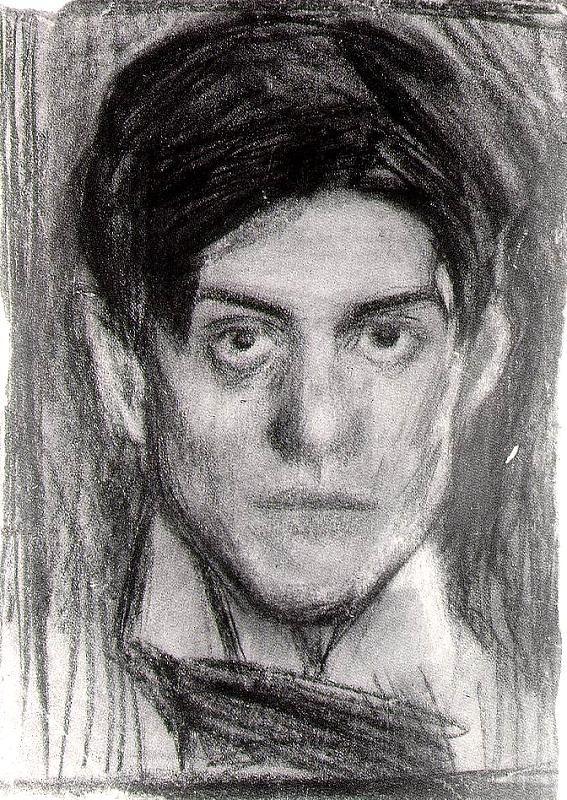 Drawn selfie famous Sketch Pinterest portrait on Portrait