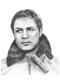 Drawn portrait famous artist Pencil Sale Pencil Drawing of