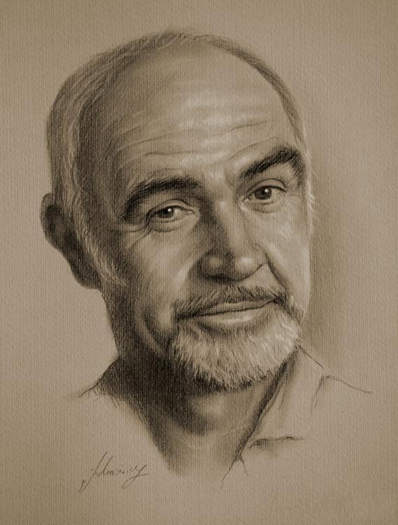 Drawn portrait famous artist Artists Pencil Artists Famous Famous