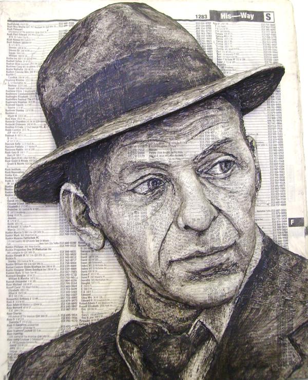 Drawn portrait famous artist And  Portraits Most Cool