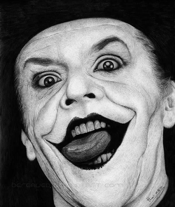 Drawn portrait famous person Famous Of Portraits · Be