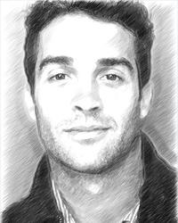 Drawn portrait graphite Pencil Photo Portrait Sketch Result: