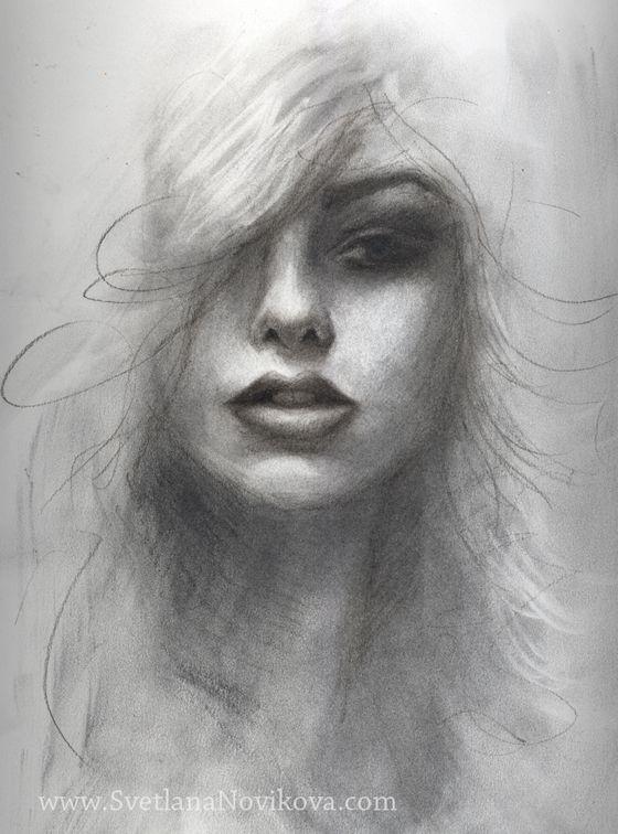 Drawn portrait graphite Art Pinterest Drawing: Graphite images