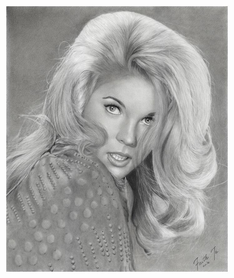 Drawn portrait graphite Pencil and Fine 1 Drawings