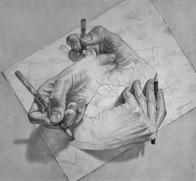 Drawn portrait hand drawn By Hand drawn Hand portraits