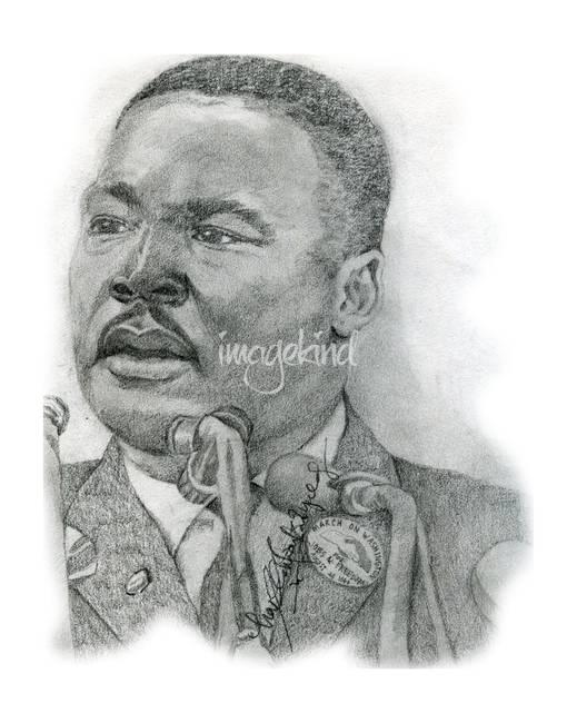 Drawn portrait hand drawn Portrait King  Drawn Erpelding