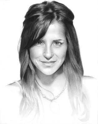 Drawn portrait hype Awesome 12 To portrait step