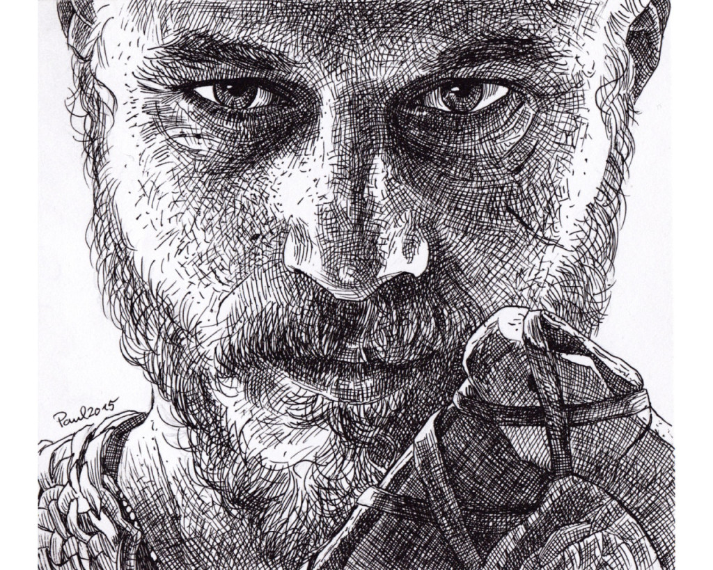 Drawn portrait incredible Blog 21114 You Artists Illustrations